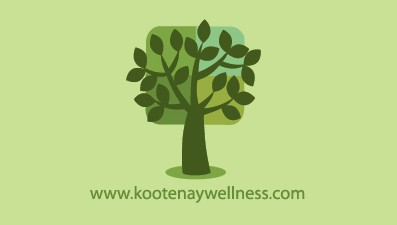 Kootenay Wellness ~ Business Cards
