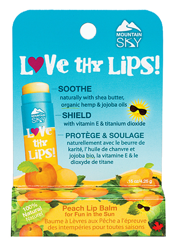 Mountain Sky Soap ~ Product Packaging