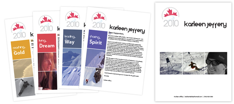 Olympic Athlete Media Kit