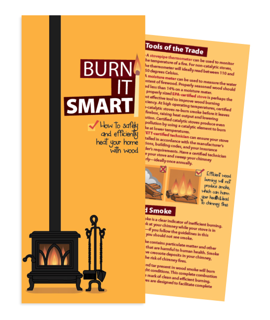 Burn it Smart ~ Brochure